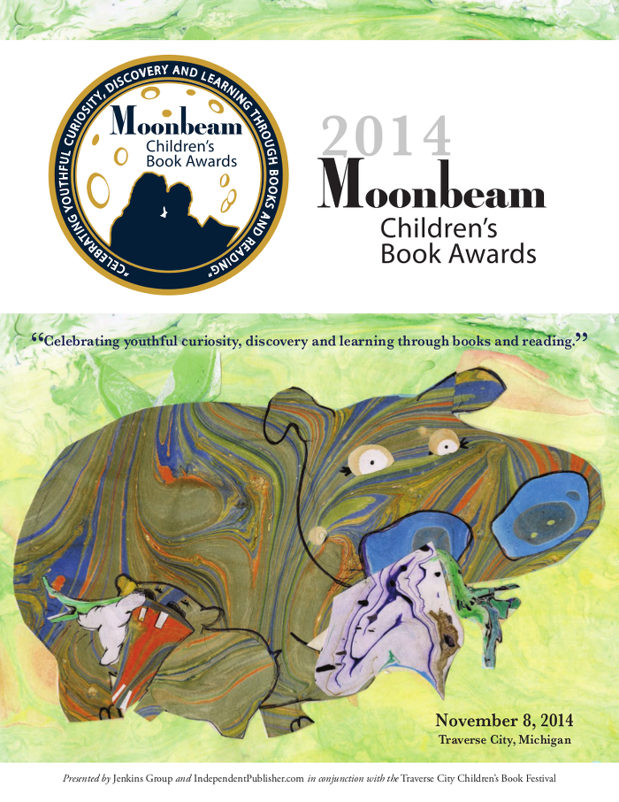 2014 Moonbeam Children's Book Awards Program (PDF; link opens new window)