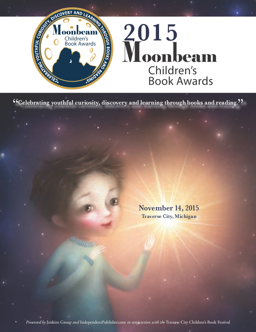 2013 Moonbeam Children's Book Awards Program (PDF; link opens new window)